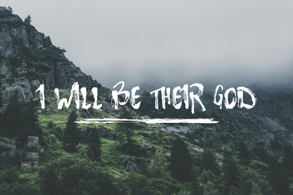 I Will Be Their God Image