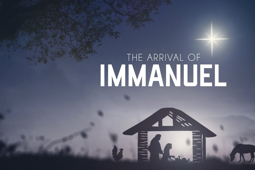 The Arrival of Immanuel Image